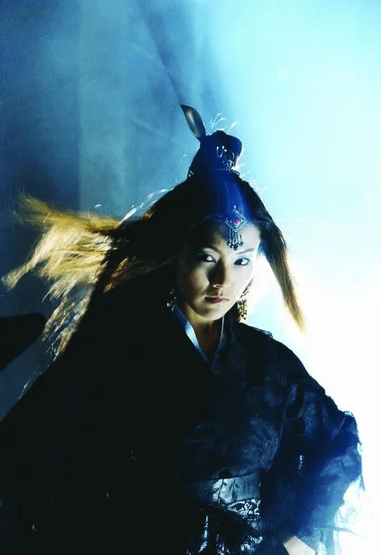 图片[35]-7版童姥VS李秋水,谁不负神仙美貌,谁又演出了旷世情敌的火药味-妖次元