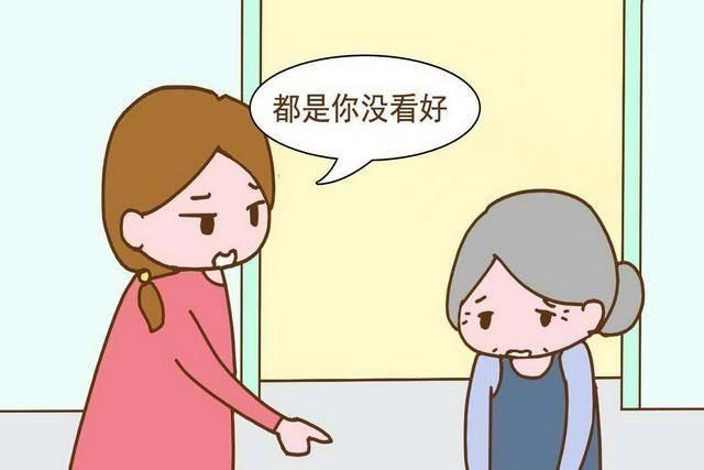 """婆婆不肯帮忙带孩子怎么办?不怕婆婆不带娃,就怕婆婆""""假带娃"""""""