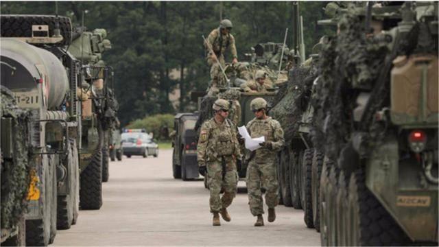 """美军突然调转枪口,矛头直指""""真正威胁"""",俄罗斯这下能松口气了"""
