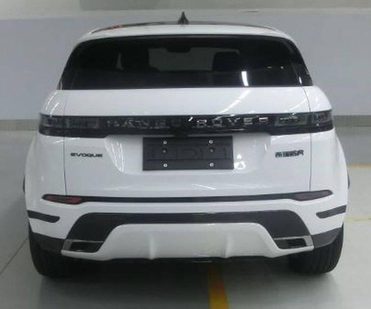全新路虎攬勝極光L將於6月15日全球首秀 新增1.5T混動車型