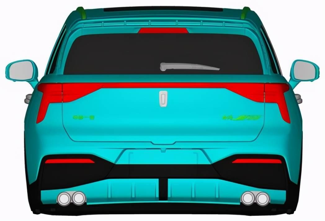 一汽奔騰T66專利圖曝光 採用全新家族化設計/或搭1.5T引擎