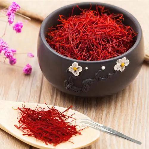 瑞合康復 | 藥房裡的紅花與西紅花,你能區分嗎?