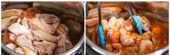 原創             泰式甜辣雞翅:軟爛鮮嫩,甜辣爽口,做到一半口水就直流