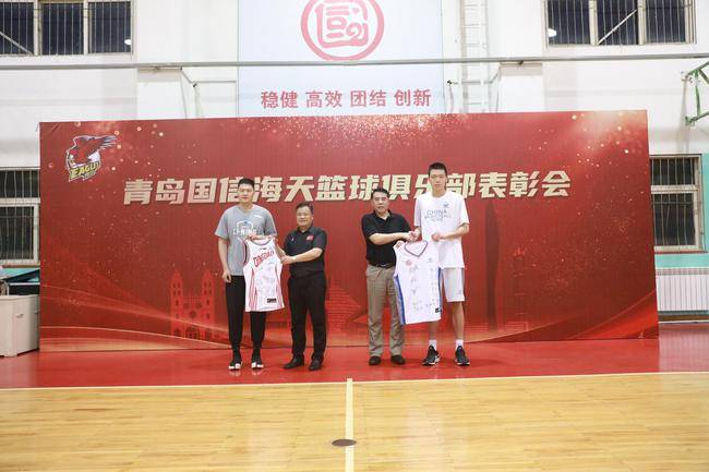 缔造新汗青 青岛国信海天青年队获首个U17全国冠军