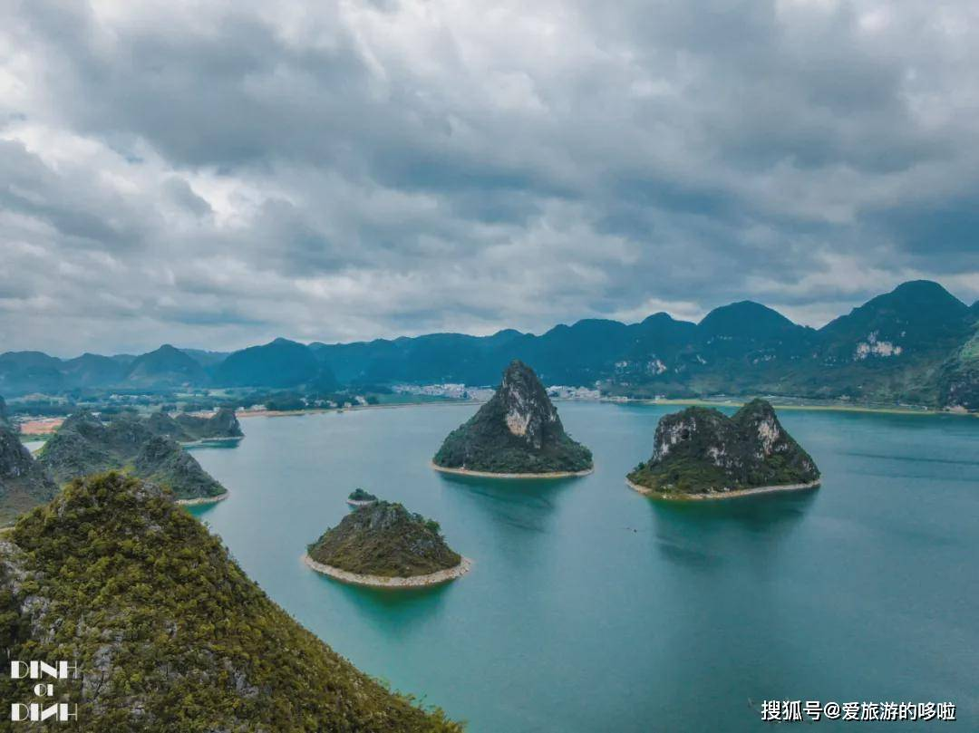 美过桂林超越阳朔?不来这里,不知道中国的山水有多绝!