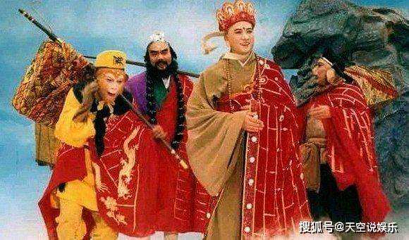 《西游记》选角花絮,邂逅何晴,错过刘晓庆,捧红李玲玉