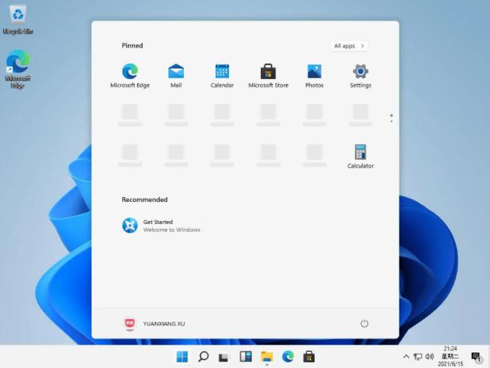 Windows 11 ISO 泄露,在 6 月 24 日发布前显示增强的 UI