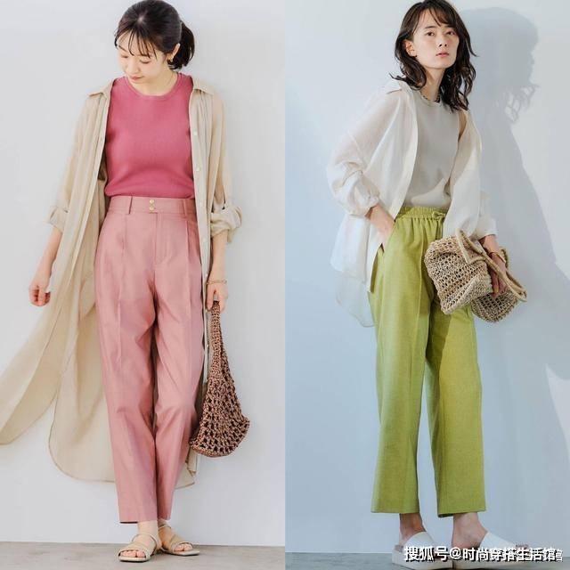 """原创             时尚要做减法!掌握4个""""要点""""很重要,40岁女人穿减龄又气质"""