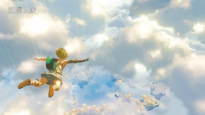 任天堂《塞尔达传说 荒野之息2》将于2022年发售的消息 展现世界观的宣传片公开