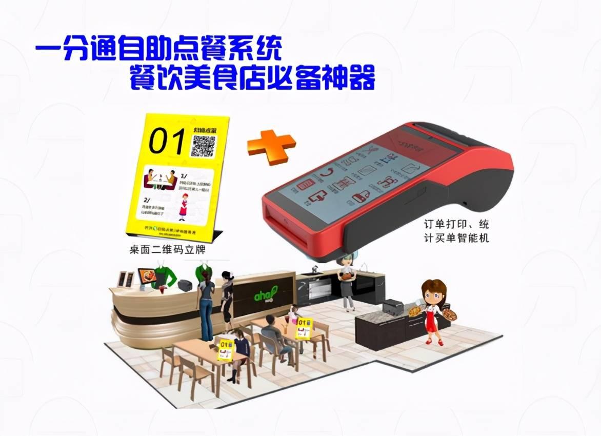 微信扫码点餐系统有什么优势