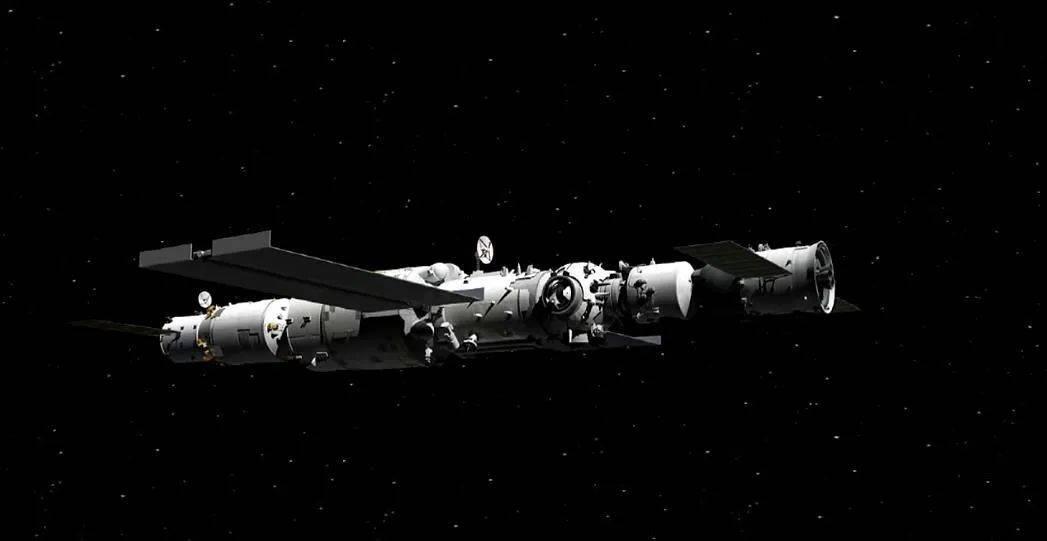 神了!新西兰网友肉眼看到夜空上的神舟12号,半小时后成功对接了