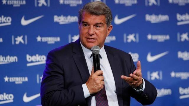 拉波尔塔:想让足球更有吸引力 就该走欧超这条路