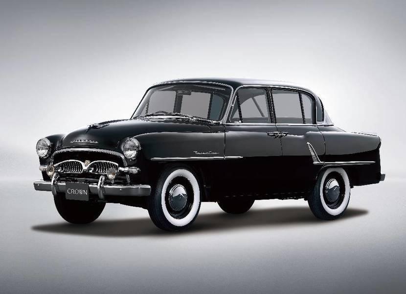 """一款车蜕变成一个品牌,丰田开启另一个""""皇冠""""时代osj"""