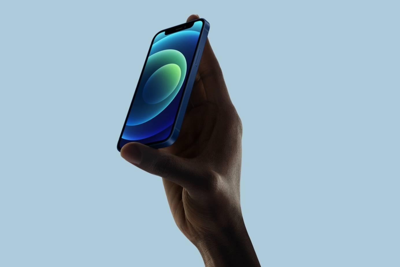 方面 苹果客服回应iPhone 12 Mini停产:尚未收到通知