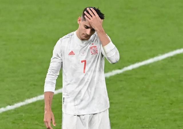 莫拉塔的眼泪救不了本身 也拯救不了西班牙的命运