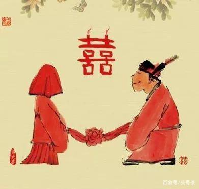 什么是爱情?我喜欢你。什么是婚姻?你喝了我的茶就是我的人
