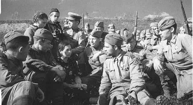 """二战苏德战场被誉""""绞肉机"""",为何苏联士兵却越打越多?"""