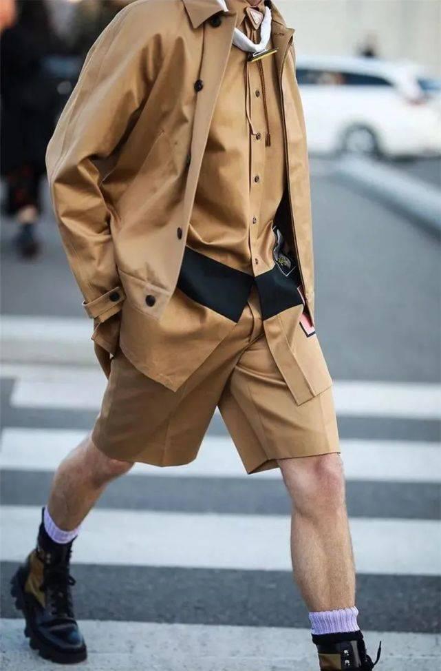 这样穿 短裤也能让你魅力爆发! 爸爸 第4张
