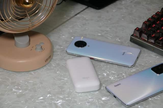 小米华为苹果全部兼容,外出首选爱国者aigo充电宝