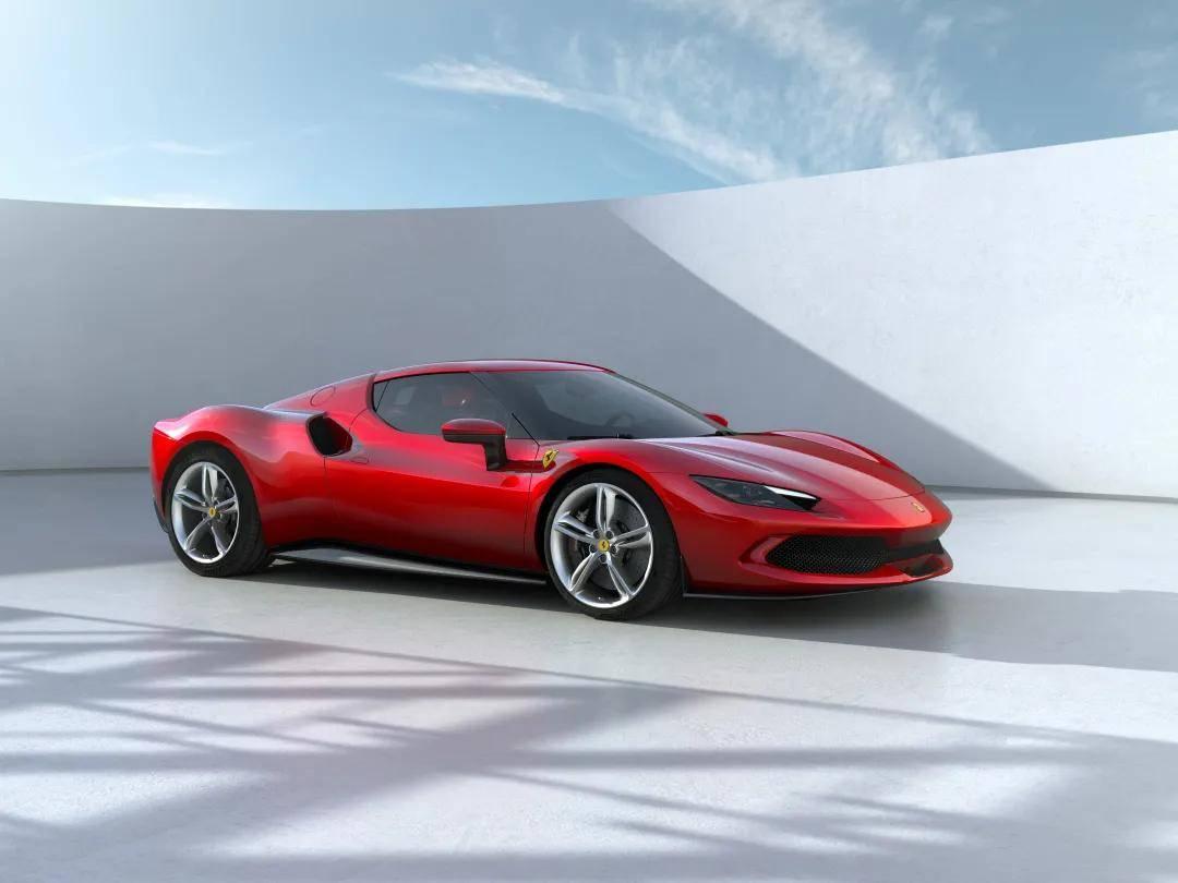 新车发布:名为296GTB,法拉利正式推出首款V6混动车型12t