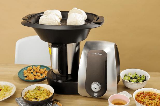 大暑时节迎地表高温,田螺云厨智能烹饪成清凉下厨神器
