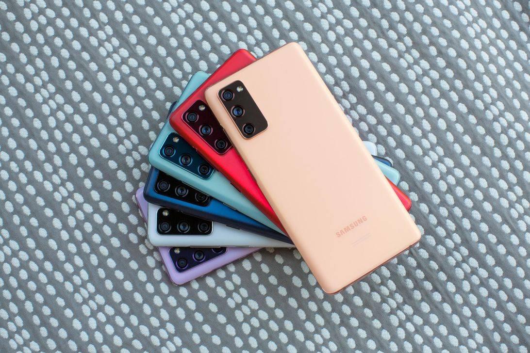 Galaxy S21 FE传闻:三星更便宜的高端手机可能会卷