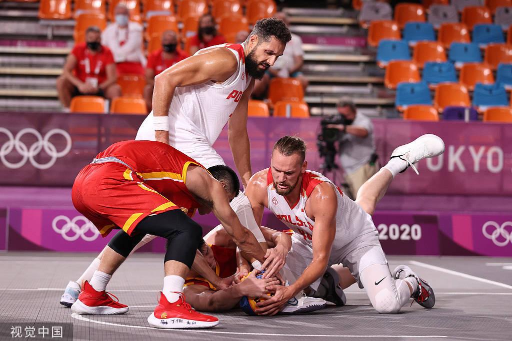 三对三篮球-颜鹏远投绝杀 中国男篮擒波兰两连胜_九州ku游主管