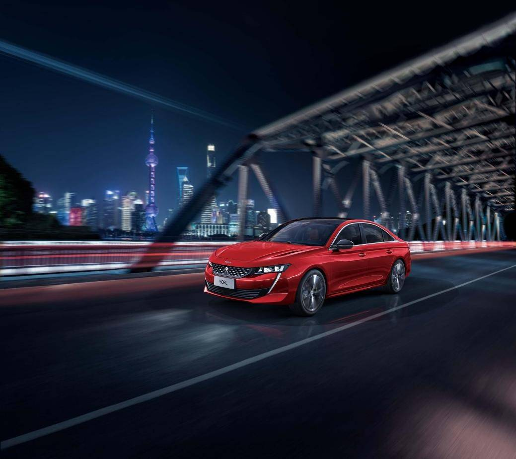 你的下一台座驾标致508L颜值控的最佳选择w4l