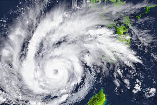 13号台风最新消息2021(13号台风康森源于越南)