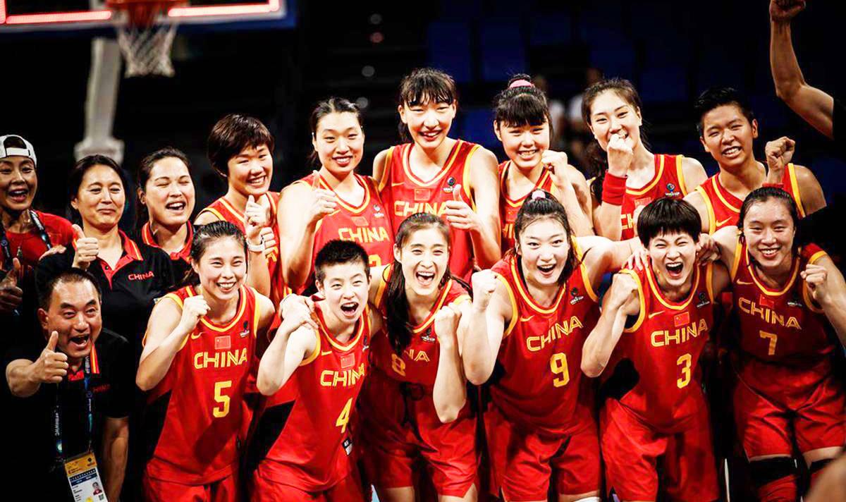奥运女篮直播:中国女篮vs波多黎各女篮 中国女篮再度彰显内线统治力!