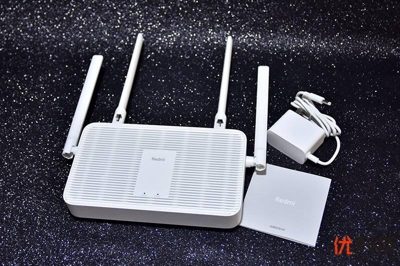 方面|160MHz频宽加持 Redmi路由器AX3000优科技体验