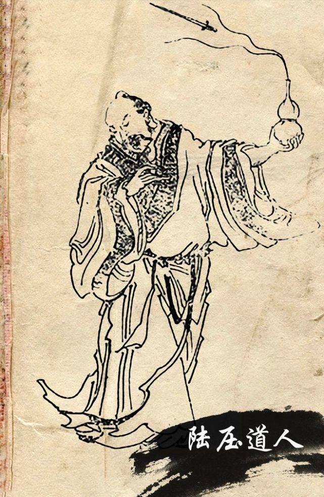 在封神演义中陆压道人不遗余力的帮助阐教,他究竟有什么企图吗?