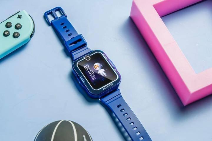 华为儿童手表4 Pro亮相,儿童产品能展现哪些意想不到的黑科技?