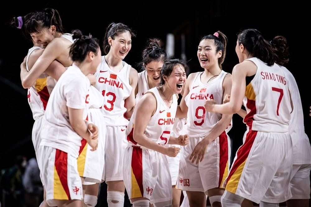 奥运女篮直播:中国女篮vs比利时女篮 中国女篮专注高光表现力争小组第一!