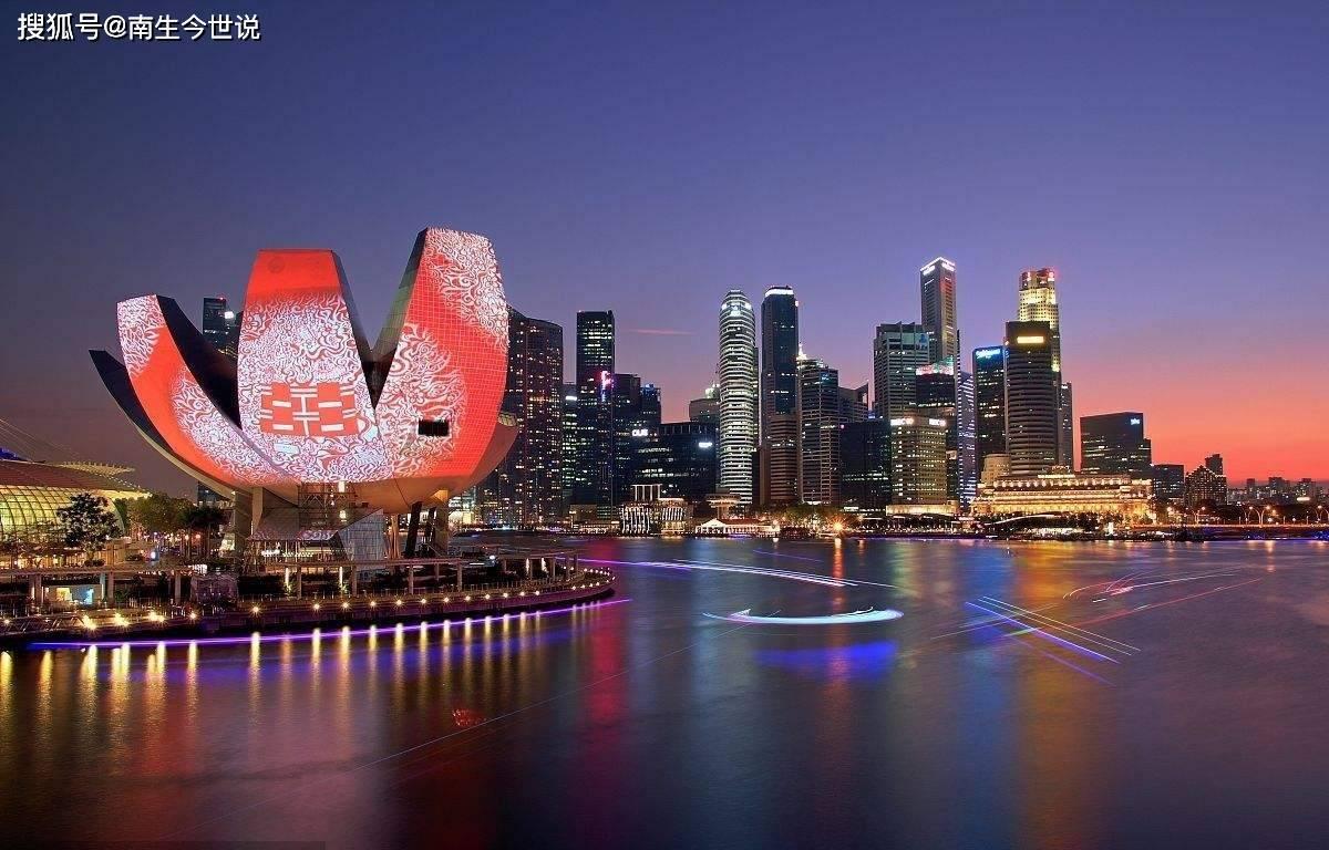 台湾韩国香港新加坡GDP_世界上最干净的城市 新加坡秀丽城市风光套图 第42张