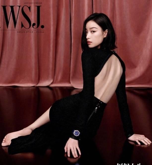 图片[5]-33岁倪妮写真造型好美!穿露背裙身材太好,网友:完美女人的样子-番号都
