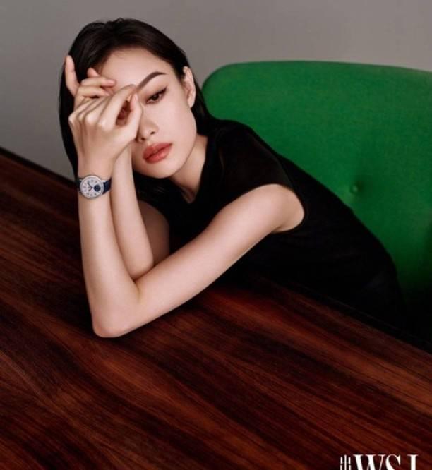 图片[1]-33岁倪妮写真造型好美!穿露背裙身材太好,网友:完美女人的样子-番号都