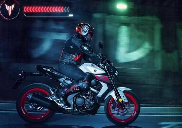 最帅125摩托车,雅马哈全新MT-125!