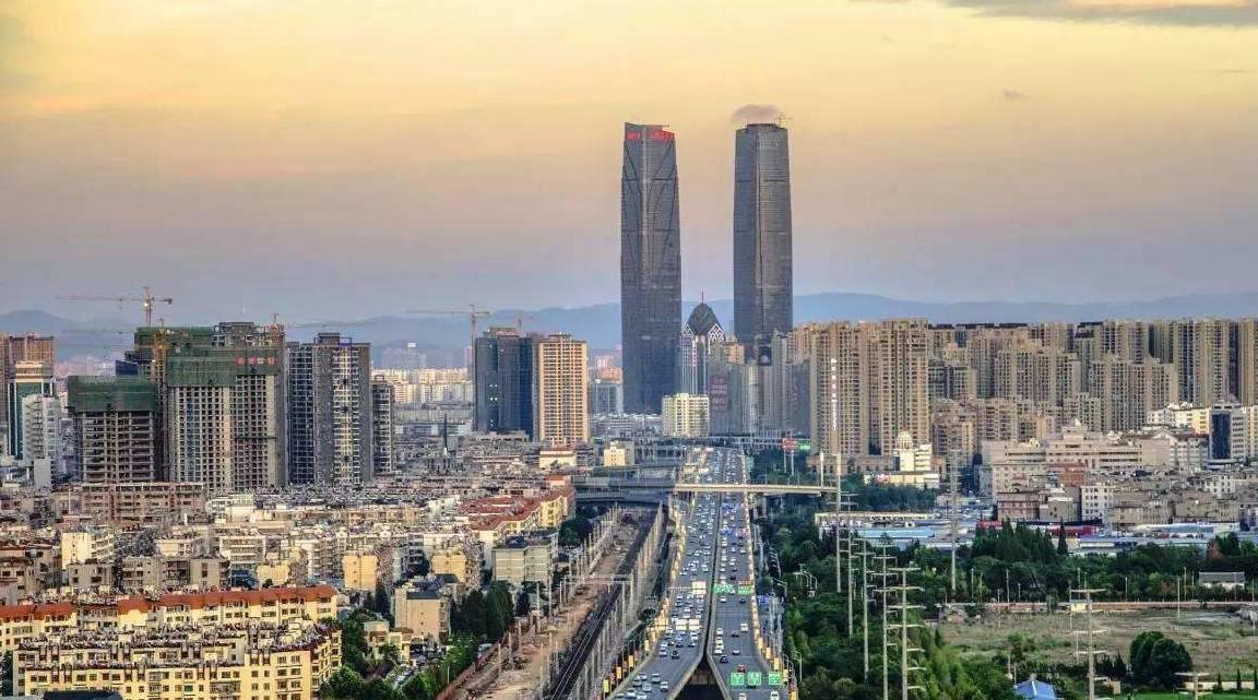 gdp昆明_最穷新一线:GDP不如部分三线城市,却是未来中国东南亚门户城市