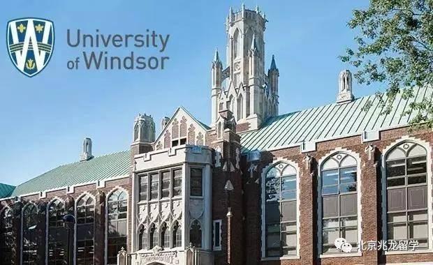 加拿大留学热门院校选择之温莎大学