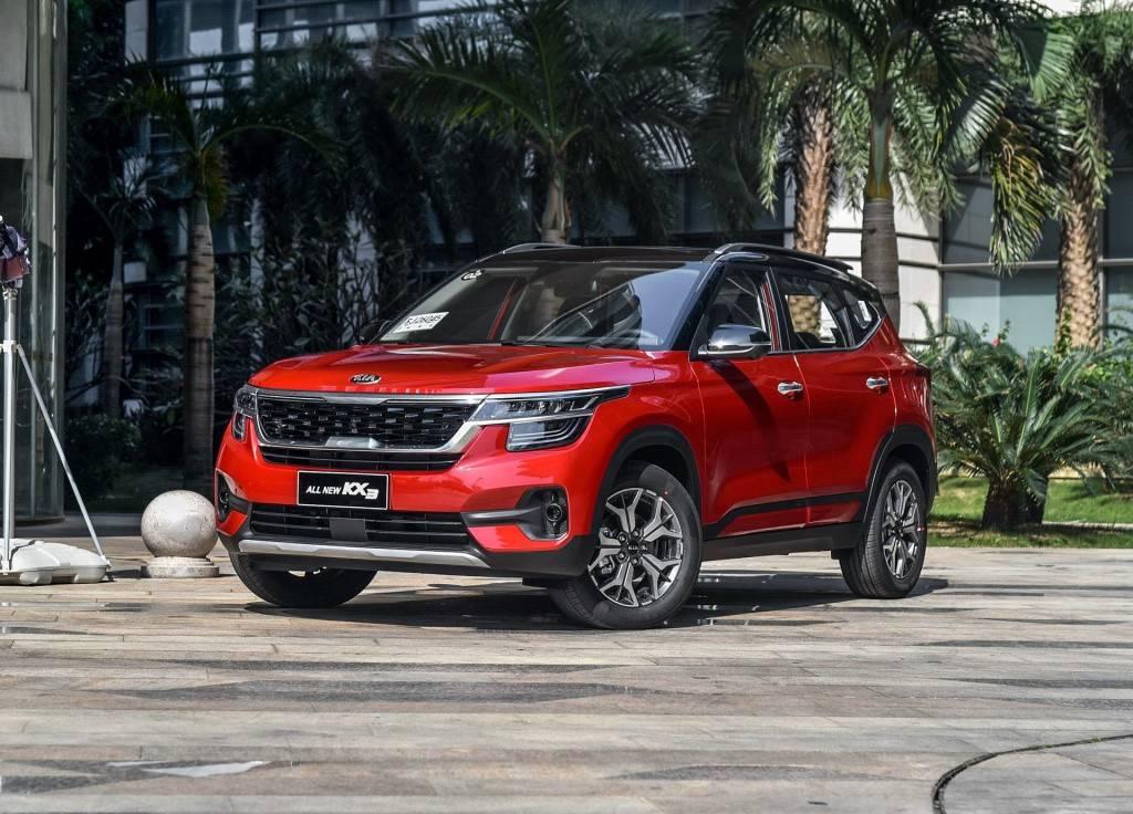 全新起亚KX3来临,改名傲跑的小型SUV一扫原貌更加狂野