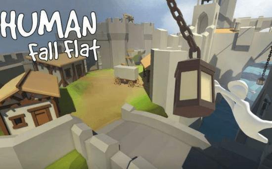 原创《人类跌落梦境》新版本上线,沙雕游戏究竟靠什么吸引玩家?