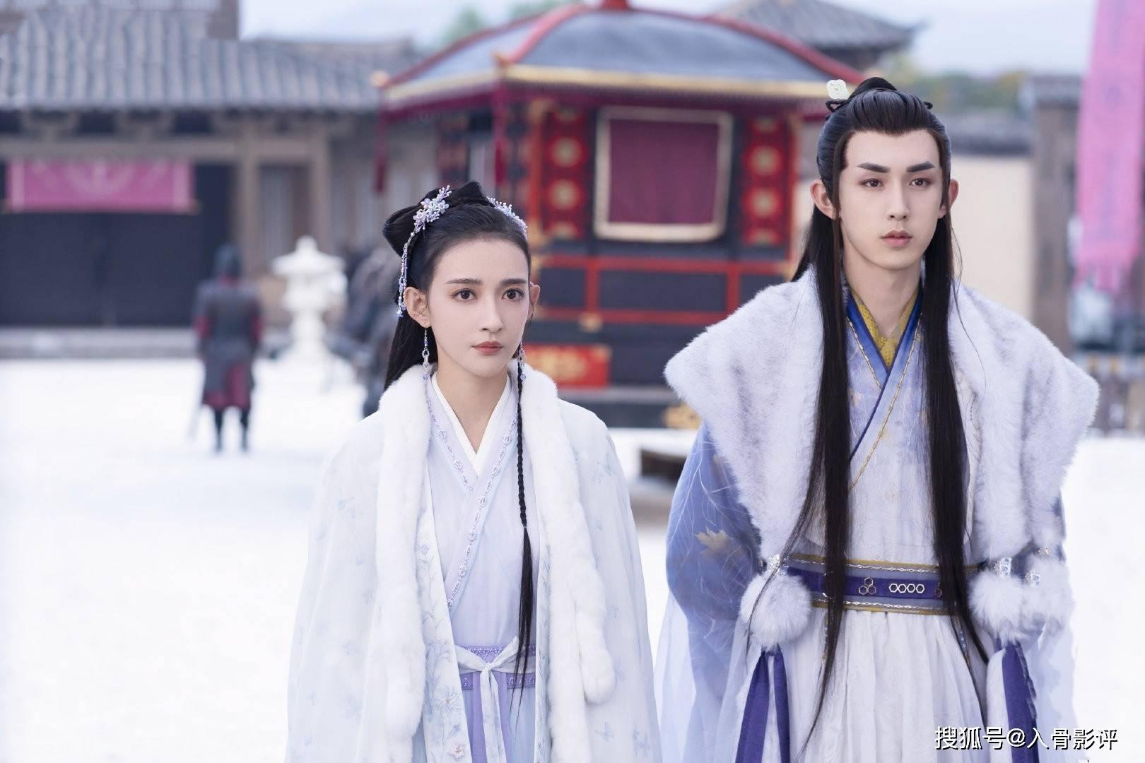 《百灵潭》:鬼王爱上倒霉公主 是个不合格的情人 合格的媒人