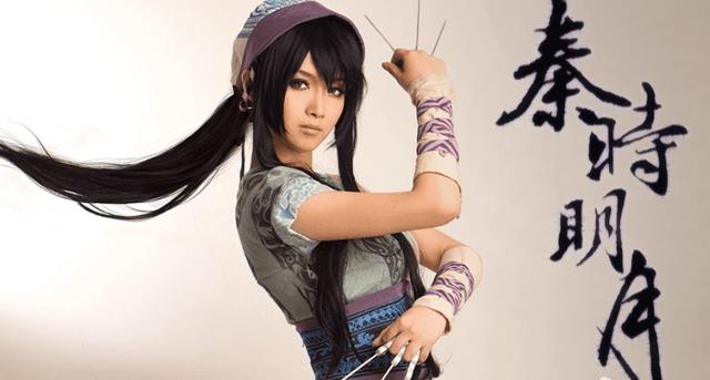 图片[2]-清华女学霸玩COS就不正经?一个汉服设计,让她成为人生赢家-妖次元