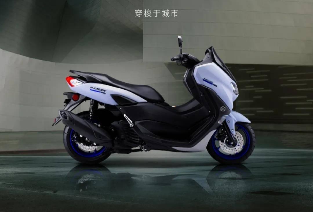 哈哈本田系PCX160又被涮了,雅马哈155TCS版来了,售价27800