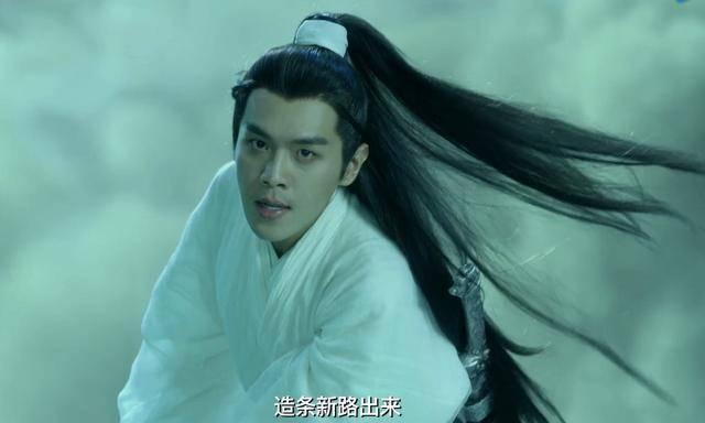 """《雪中悍刀行》在张若昀 以慢镜头呈现武术 你管这叫""""江湖""""吗 ?"""