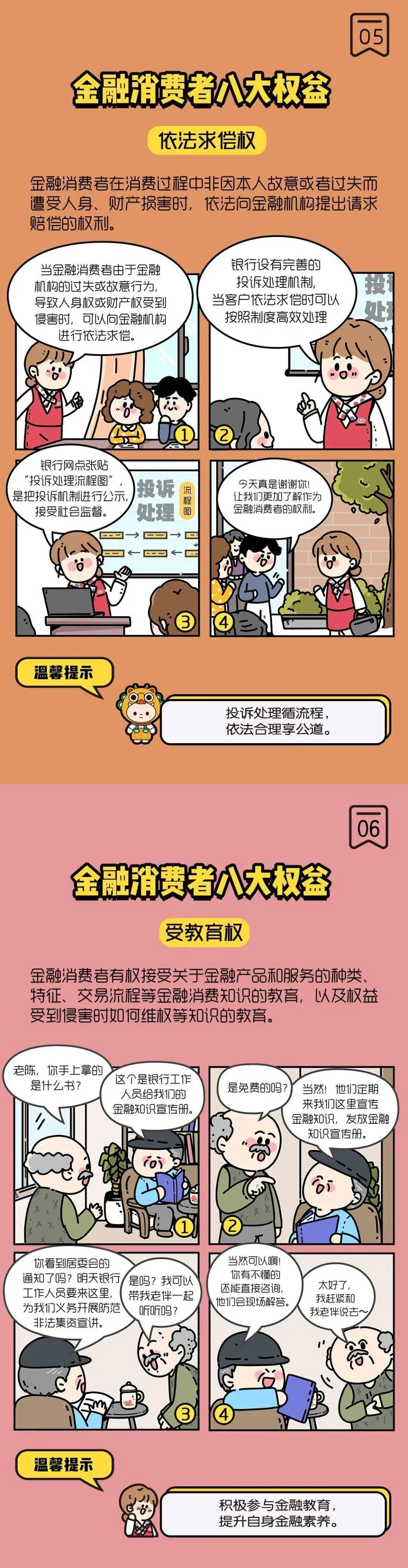 厦门国际信托:【金融知识普及月】金融消费者八大权益