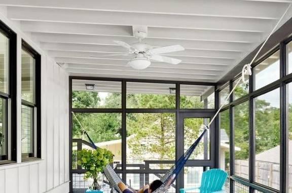新房买顶楼赠大露台,设计成这样的阳光房,简直是太美了
