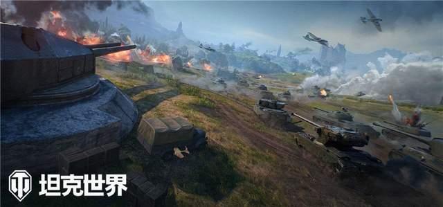 全员登陆诺曼底!《坦克世界》前线模式30v30燃战再续