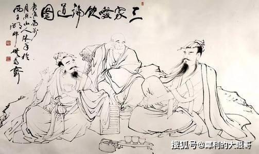 楚人失弓:故事虽短,却包含了儒释道三家的境界?